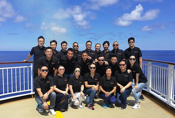 Daetwyler SwissTec China Teamausflug