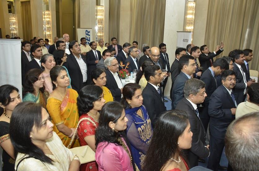 Daetwyler SwissTec Indien Impressionen von Feier