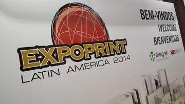 Daetwyler SwissTec Expoprint Brasilien