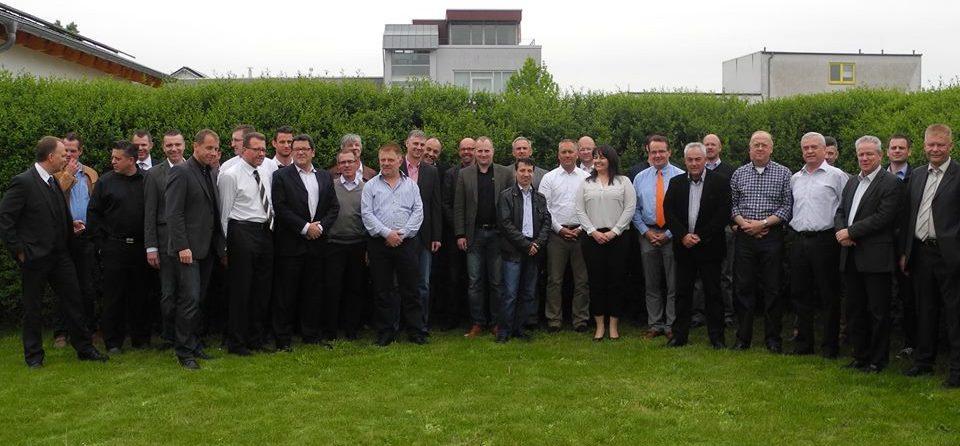 Daetwyler SwissTec Gruppenbild Technischer Support weltweit