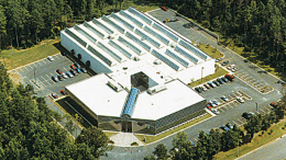 Gebäude Daetwyler USA in Huntersville, USA